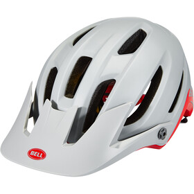 Bell 4Forty MIPS Helm cliffhanger matte/gloss dark gray/crimson